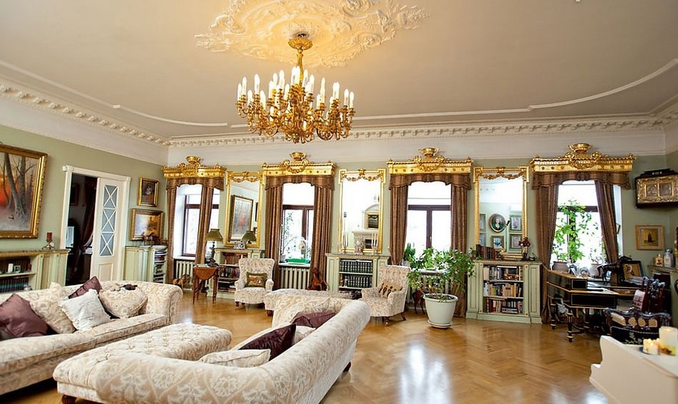 Анастасия мельникова квартира фото
