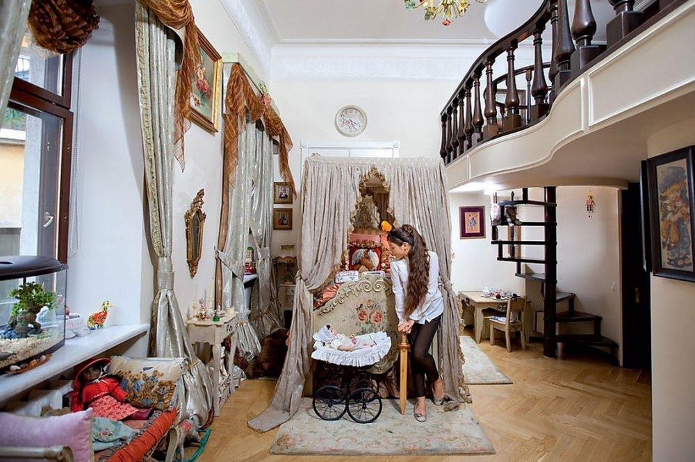 Квартира анастасии мельниковой фото
